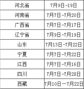 2020年江西省一级建造师报名时间考试时间已经出来啦